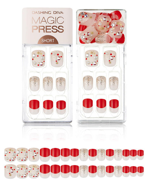 Dashing Diva Magic Press Nail Set