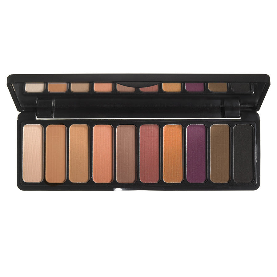e.l.f. Mad for Matte Eyeshadow Palette - Summer Breeze