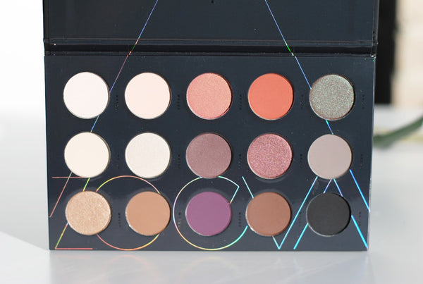 Zoeva Warm Spectrum Eyeshadow Palette