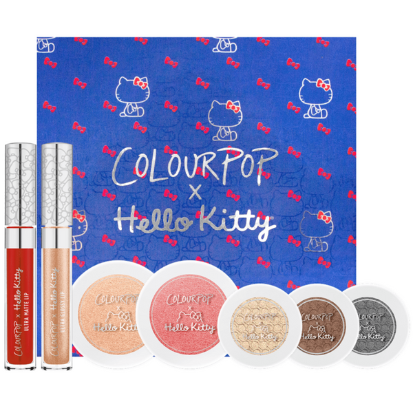 Colourpop X Hello Kitty Hello Pretty Kit