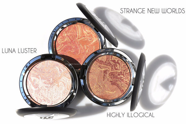 Mac Star Trek Collection Trip The Light Fantastic Powder (Limited Edition)