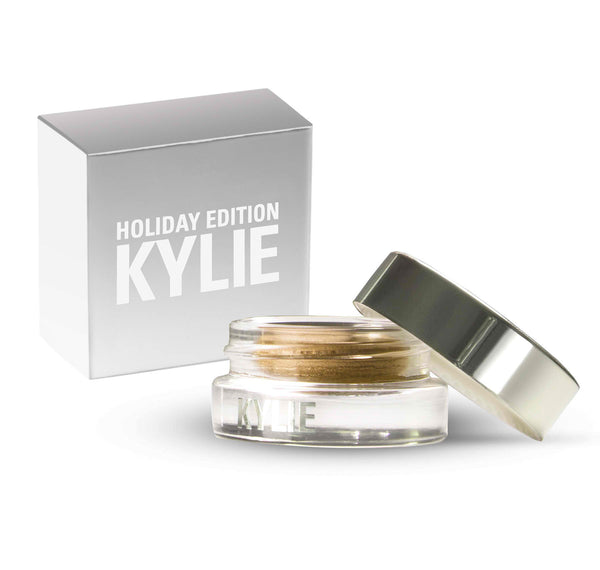 Kylie Cosmetics Holiday Collection Yellow Gold | Crème Shadow