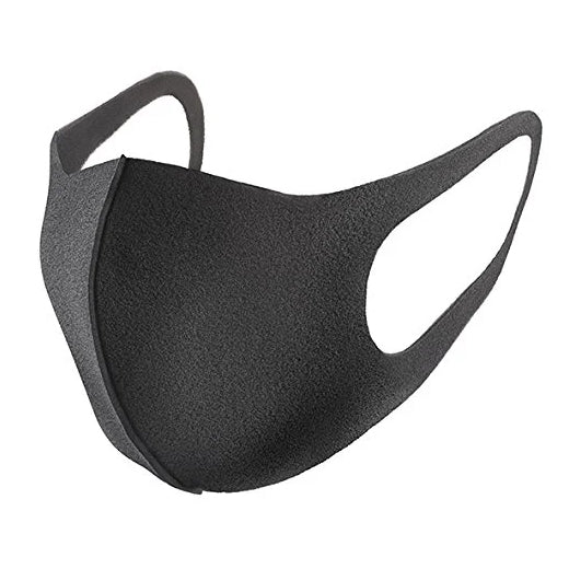 Adult Face Mask - Black