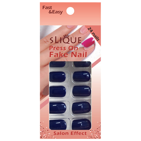 Slique Press On Nails - PC Short Square