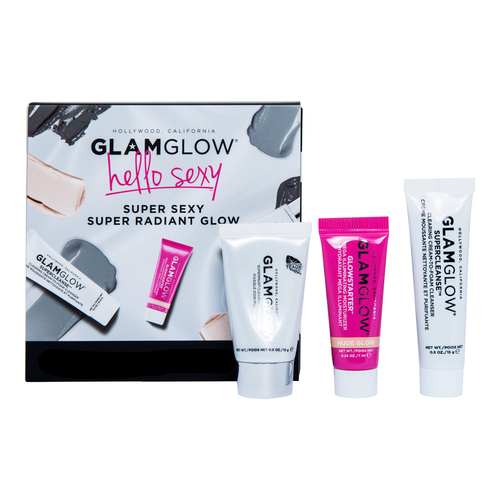 Glamglow Super Sexy Super Radiant Mini Skin Set