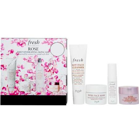Fresh Rose Deep Hydration Kit