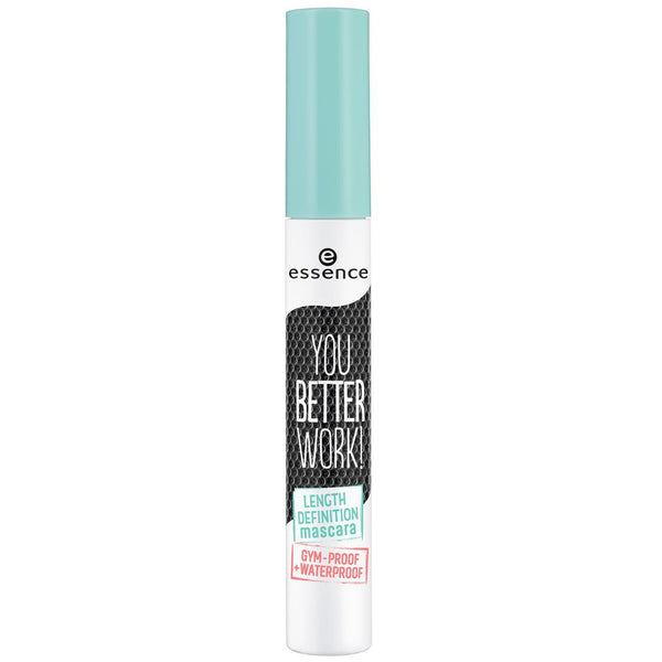 Essence You Better Work Length Definition Mascara