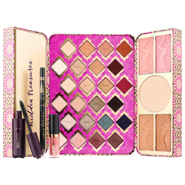 Tarte Limited-Edition Treasure Box Collector's Set