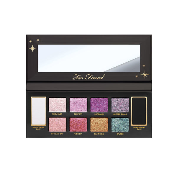 Too Faced Glitter Bomb Eyeshadow Palette