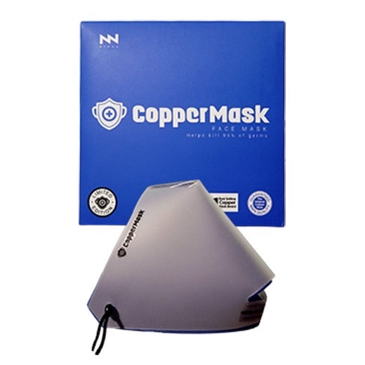 Copper Mask 2.0 - Dark Blue