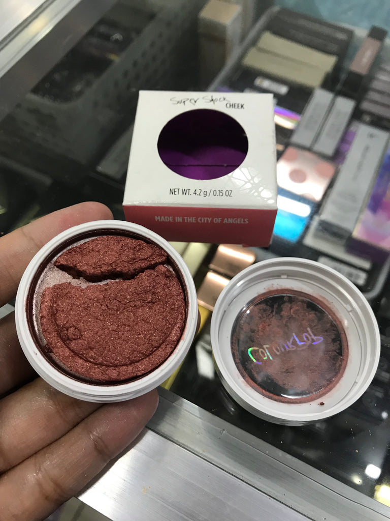 Colourpop Super Shock Cheek Blush - Bardot
