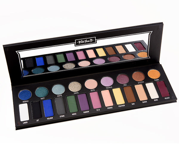 Kat Von D MetalMatte Eyeshadow Palette (Limited Edition)