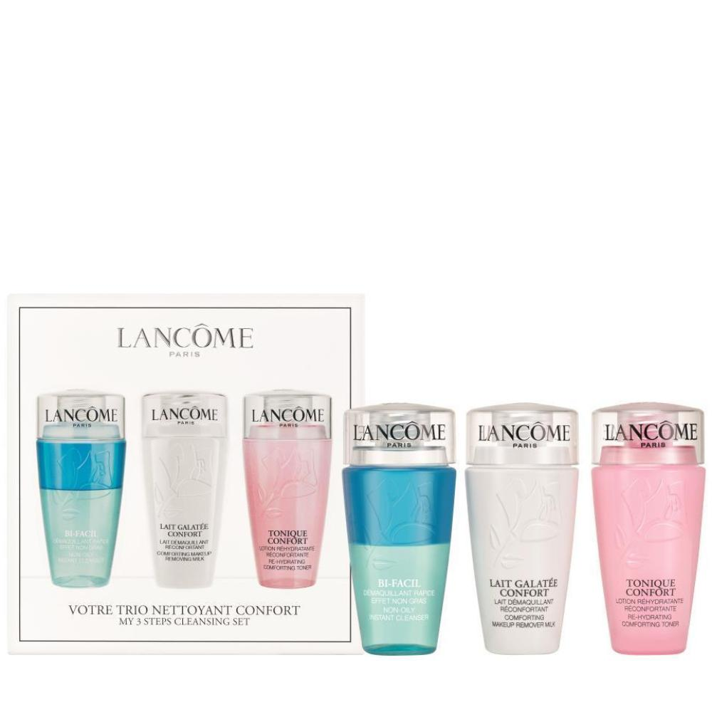 Lancôme 3-Step Cleansing Routine Set