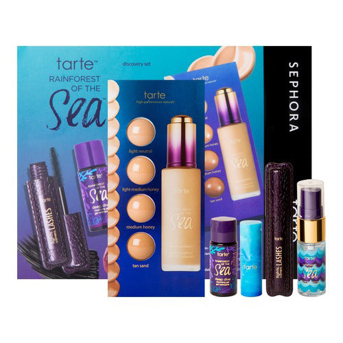 Tarte Rainforest Of The Sea Discovery Set