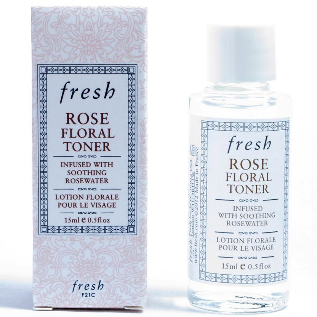 Fresh Rose Floral MINI Toner