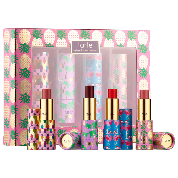 Tarte Rainforest of the Sea™ Quench Squad Hydrating Mini Lip Set