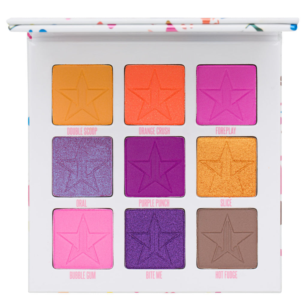 Jeffree Star Mini Breaker Eyeshadow Palette