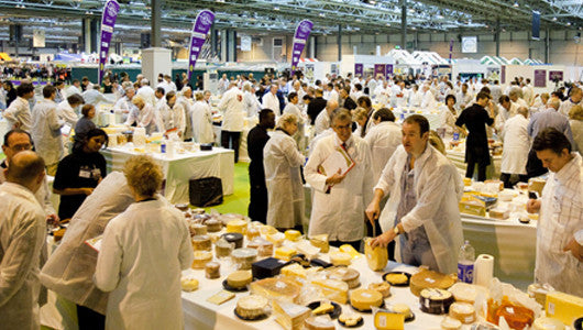 1833 wins gold at the World cheese Awards