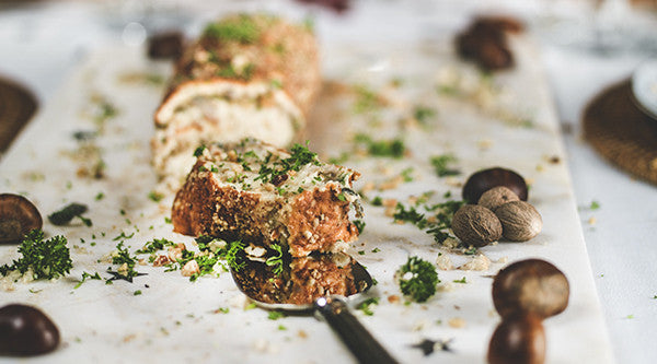 Parsnip Roulade