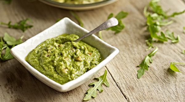 Rocket & Walnut Pesto