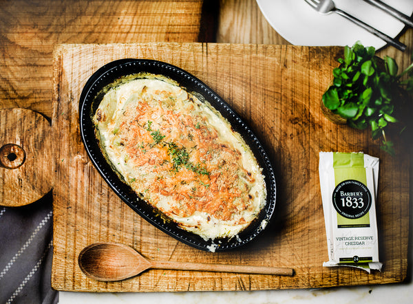 Fennel Gratin with 1833