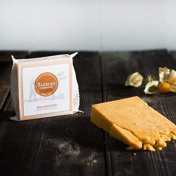 Barber's Farmhouse Red Leicester