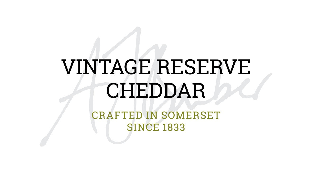 Find out about our Barber's 1833 Vintage Reserve Cheddar.