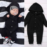 Moushart Deals baby jumper Winter Hooded Baby Romper - Free Worldwide Shipping