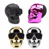 Moushart Deals bluetooth speaker Skull Wireless Bluetooth Speaker