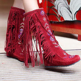 Moushart Deals Boots Native American Fashion Boots - Plus Sizes Available