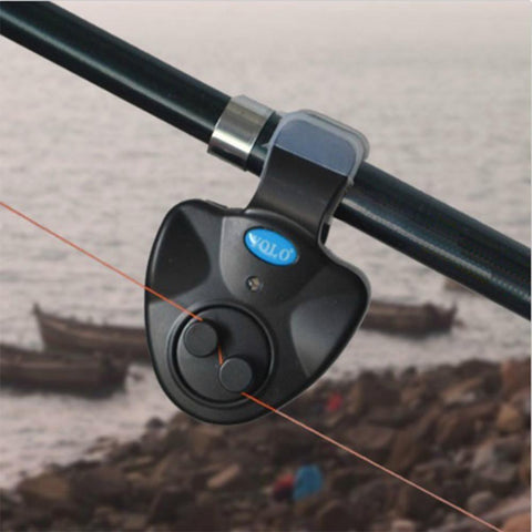 Moushart Deals Fishing Alarm Fishing Alarm, Bite Sound Alarm - FREE Shipping