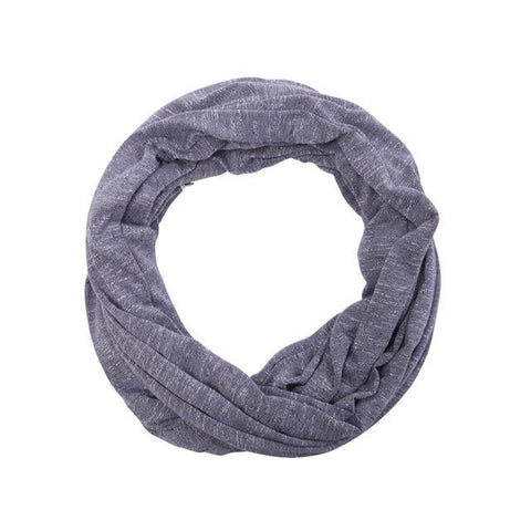 Moushart Deals scarf 02 Pocket Loop Scarf All-Match Fashion