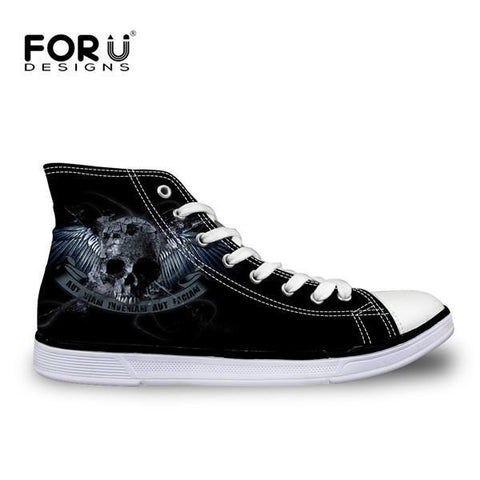 Moushart Deals shoes C4051AK / 7 Skull Unisex Fashion Shoes