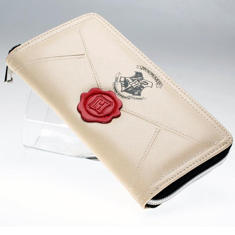Moushart Deals wallet Harry Letter Zip Fashion Wallet - Worldwide Shipping