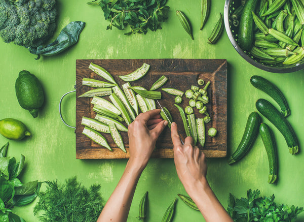 The Clear Benefits and 5 Potential Nutritional Holes in a Vegetarian or Vegan Diet