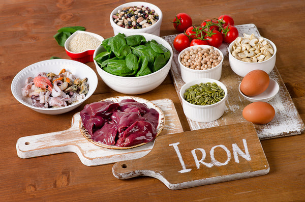 How to Uncover an Iron Deficiency and Correct it In 3 Easy Steps