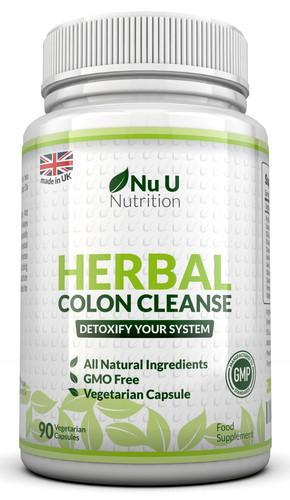 Advanced Colon Cleanse Supplement?