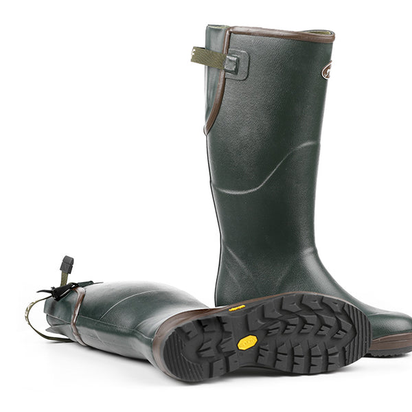 Viking Wide Calf Wellington Boot