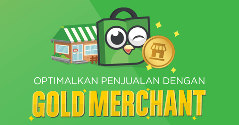 tokopedia gold merchant