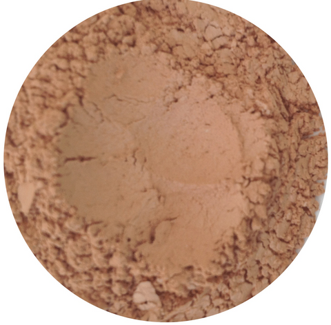 Champagne - Facing Perfection Mineral Makeup- Beautifully Perfect...Naturally!