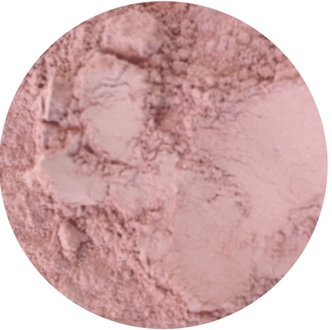 Dusty Mauve - Facing Perfection Mineral Makeup- Beautifully Perfect...Naturally!