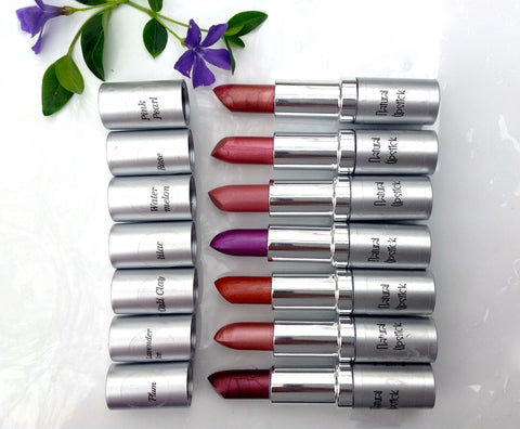 Beautiful Botanical Lipsticks!