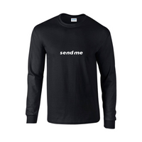 So.ciety Send Me Crew Neck Jumper Unisex