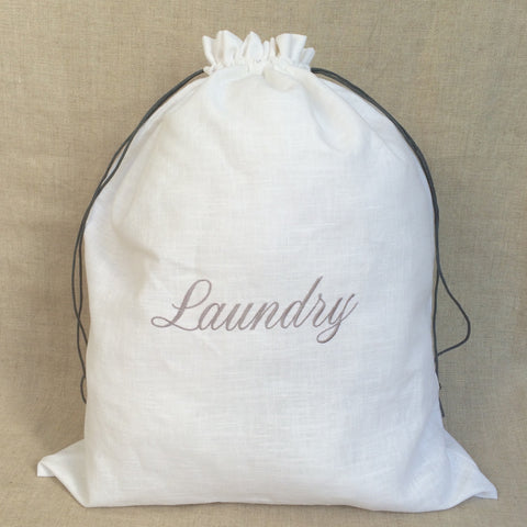 LAUNDRY BAG / SAC A LINGE
