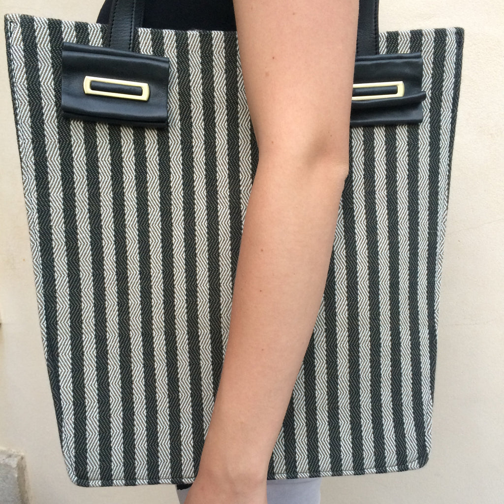 HANDBAG CHIC WEAVING/ SAC CHIC