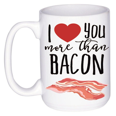 Bacon Lover Coffee Mug, Coffee Mug - Do Take It Personally