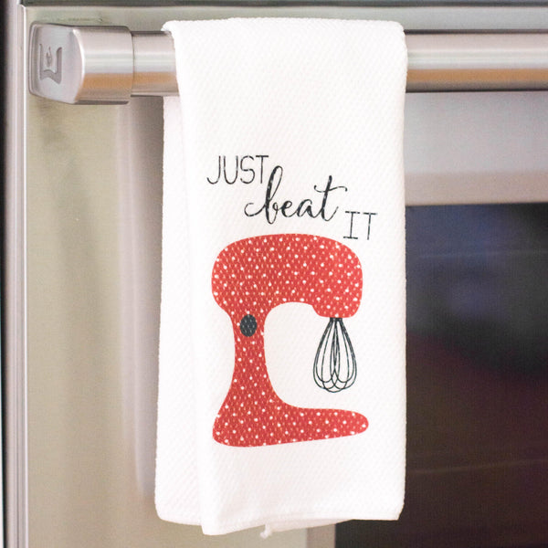 Whisk Taker Funny Tea Towels, Towels - Do Take It Personally
