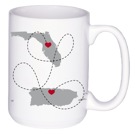 Friends Distance Mug