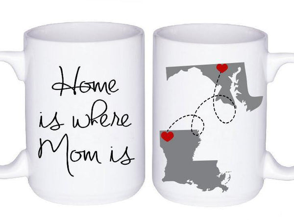 Distance Mug for Mom, Coffee Mug - Do Take It Personally