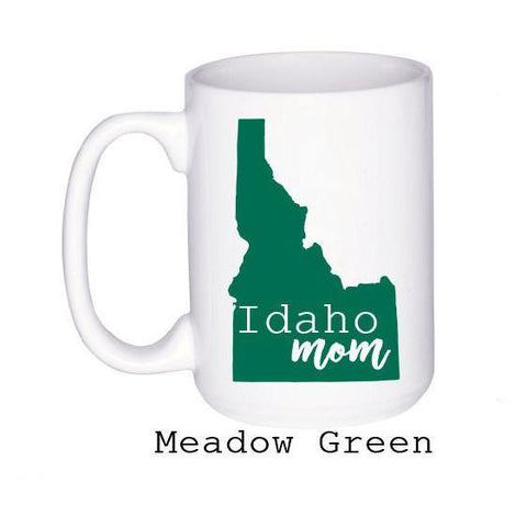 Idaho State Mug - Gift Idea for Mom,  - Do Take It Personally